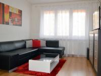 Obývací pokoj (Prodej bytu 2+1 v družstevním vlastnictví 66 m², Ostrava)