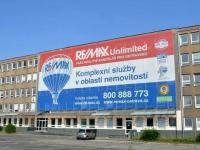 pohled na budovu (Pronájem kancelářských prostor 1 m², Ostrava)