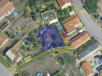 Prodej pozemku, 412 m2, Kněževes