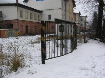 Vjezd  - Pronájem skladovacích prostor 24 m², Hanušovice