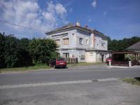 pohled z ulice Komenského (Prodej nájemního domu 500 m², Velké Losiny)