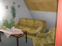 Posezení v přízemí  (Prodej chaty / chalupy 20 m², Mikulovice)