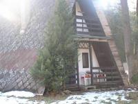 Chata od rybníka  (Prodej chaty / chalupy 20 m², Mikulovice)