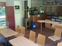 restaurace v obslužném objektu (Prodej pozemku 70484 m², Sobotín)