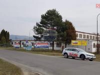 Pronájem komerčního objektu 181 m², Šumperk