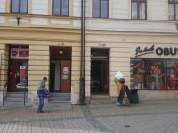 Pronájem komerčního objektu 36 m², Šumperk