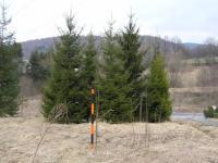 pohled ke komunikaci  (Prodej pozemku 762 m², Jeseník)
