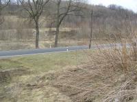 Pohled shora (Prodej pozemku 762 m², Jeseník)