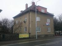 pohled z ulice Jesenická (Prodej bytu 3+1 v osobním vlastnictví 139 m², Šumperk)