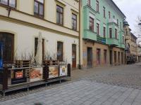 Pronájem komerčního objektu 210 m², Šumperk