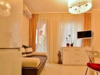 kuchyň s obývacím pokojem (Prodej bytu 2+kk v osobním vlastnictví 40 m², Nessebar)