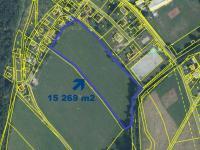 Prodej pozemku 15269 m², Rapotín