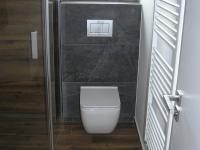 WC v přízemí - Prodej domu v osobním vlastnictví 145 m², Jeseník