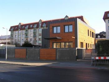 Pohled ze silnice - Prodej domu v osobním vlastnictví 145 m², Jeseník