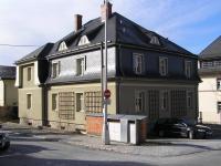 Horní pohled na dům - Pronájem bytu 3+1 v osobním vlastnictví 88 m², Jeseník