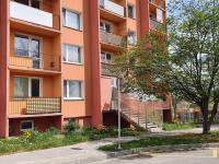 PŘEDNÍ POHLED NA DŮM - Prodej bytu 4+1 v družstevním vlastnictví 92 m², Šumperk