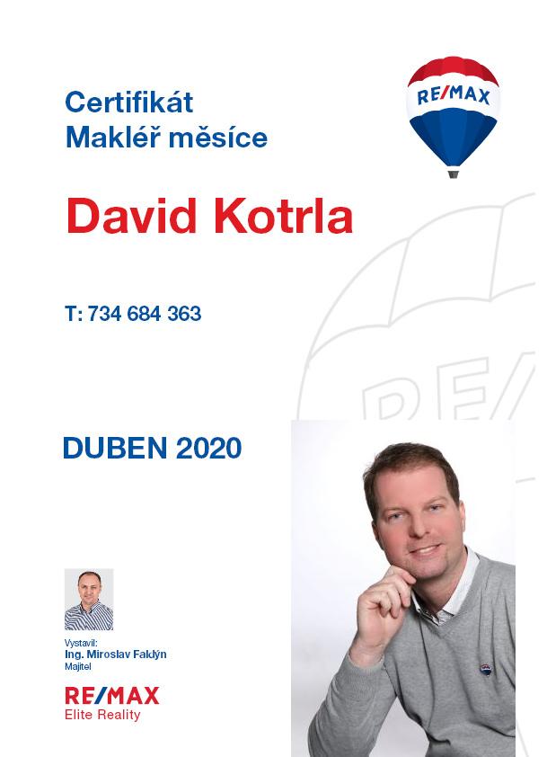 makléř měsíce DUBEN 2020