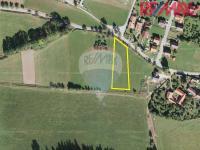 Prodej pozemku 3519 m², Zálezly