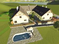 Prodej bytu 3+kk v osobním vlastnictví 68 m², Frymburk