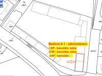 Pronájem kancelářských prostor 22 m², Písek