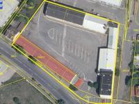 Satelitní snímek (Pronájem kancelářských prostor 22 m², Písek)