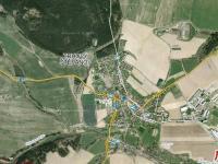podíl na pozemcích ku Trhový Štěpánov (Prodej pozemku 1258722 m², Trhový Štěpánov)