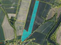 Umístění pozemku - KN (Prodej pozemku 50598 m², Kestřany)