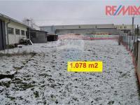 Přilehlý pozemek (Prodej komerčního objektu 5422 m², Strakonice)