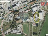 Situace (Prodej komerčního objektu 5422 m², Strakonice)