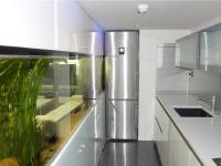 Kuchyně - půdní vestavba (Prodej komerčního objektu 671 m², České Budějovice)