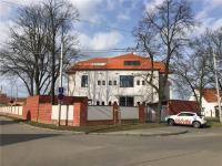 Pohled na budovu (Prodej komerčního objektu 671 m², České Budějovice)