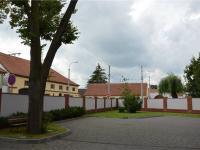 Parkovací stání, zahrada (Prodej komerčního objektu 671 m², České Budějovice)