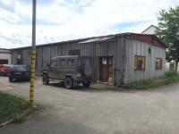 výrobní areál Volary (Prodej komerčního objektu 1032 m², Volary)