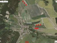 Prodej pozemku 20951 m², Obecnice