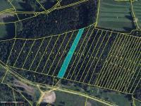 k.u.Kváskovice u Drážova, obec Drážov, pořízeno na CUZK.cz (Prodej pozemku 11098 m², Dřešín)