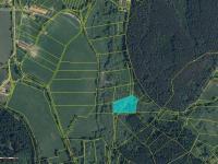 k.u.Chvalšovice, obec Dřešín, pořízeno na CUZK.cz (Prodej pozemku 11098 m², Dřešín)