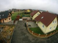Sousední samostatné rodinné domy (Prodej domu v osobním vlastnictví 148 m², Blatná)
