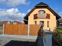 Již vystavěná 1/2 dvojdomu (Prodej domu v osobním vlastnictví 148 m², Blatná)