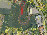 Prodej pozemku 490 m², Vodňany