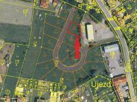 Prodej pozemku 470 m², Vodňany