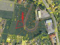 Prodej pozemku 648 m², Vodňany