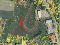 Prodej pozemku 986 m², Vodňany