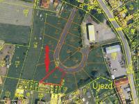 Prodej pozemku 803 m², Vodňany