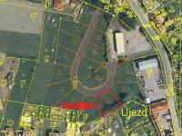 Prodej pozemku 721 m², Vodňany