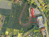 Prodej pozemku 801 m², Vodňany