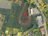 Prodej pozemku 713 m², Vodňany