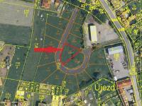 Prodej pozemku 738 m², Vodňany