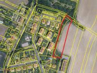 Prodej pozemku 4251 m², Záhoří