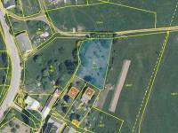 Prodej pozemku 1641 m², Stachy