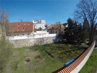 Pohled ze Sokolského ostrova (Prodej domu v osobním vlastnictví 740 m², České Budějovice)